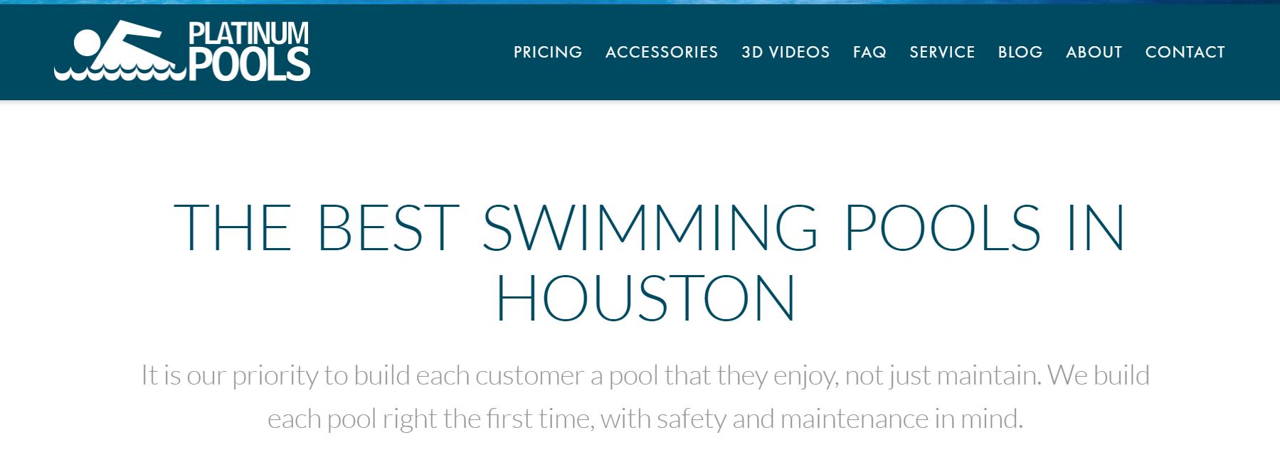Staff (Sales) Designer - Beaumont - Platinum Pools